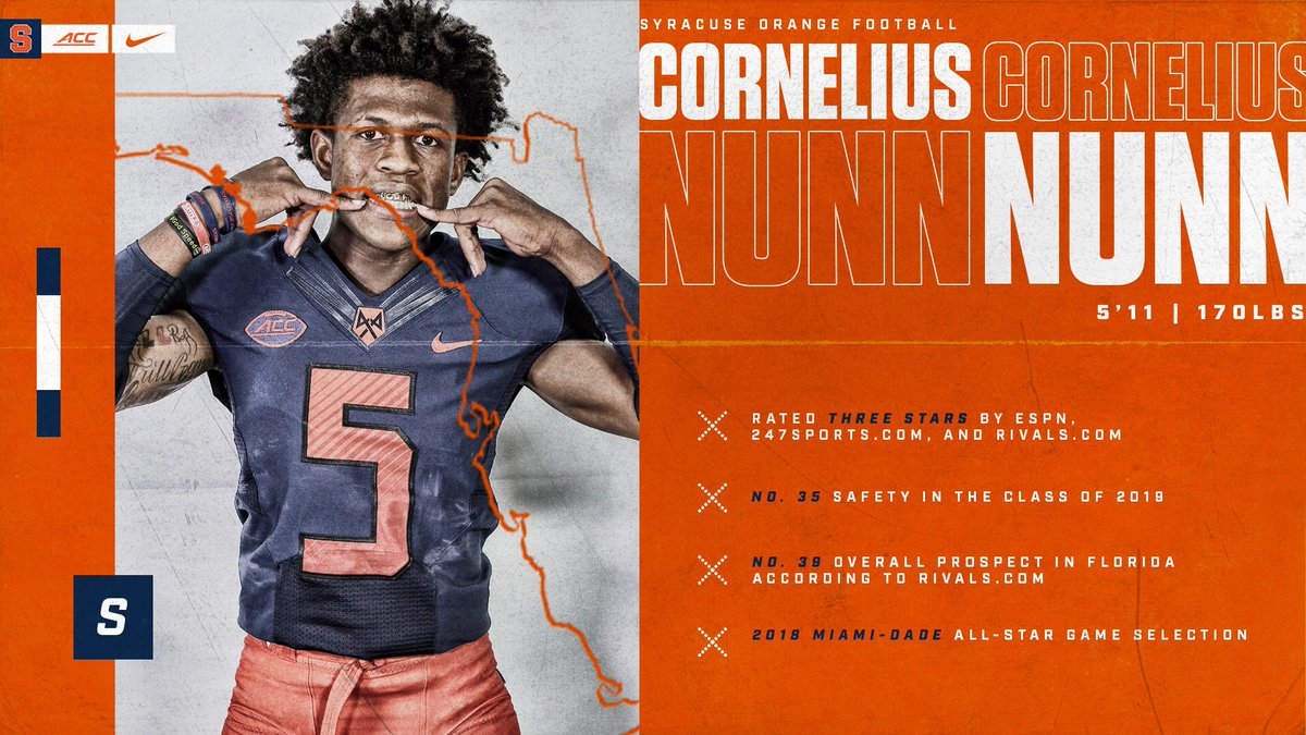 Cuse Fb Recruiting On Twitter Look Alive Look Alive We Got
