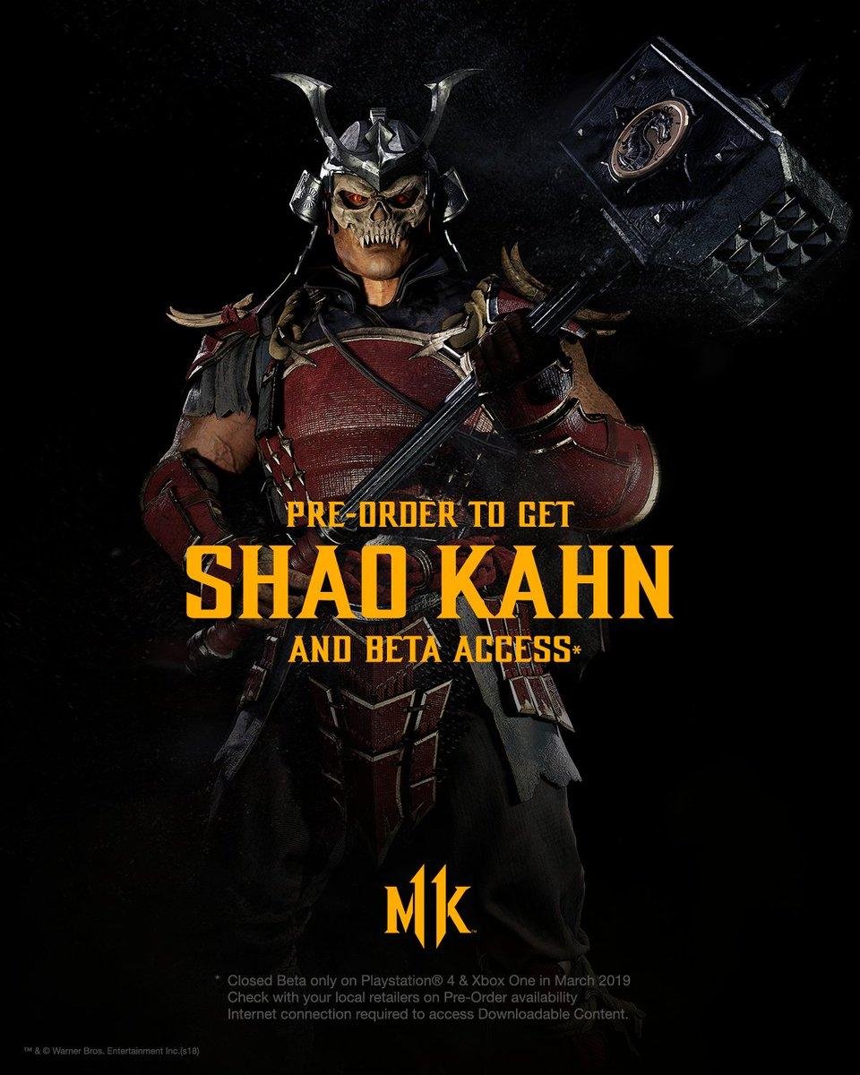 Mortal Kombat 11 Aftermath On Twitter All Digital Pre Orders