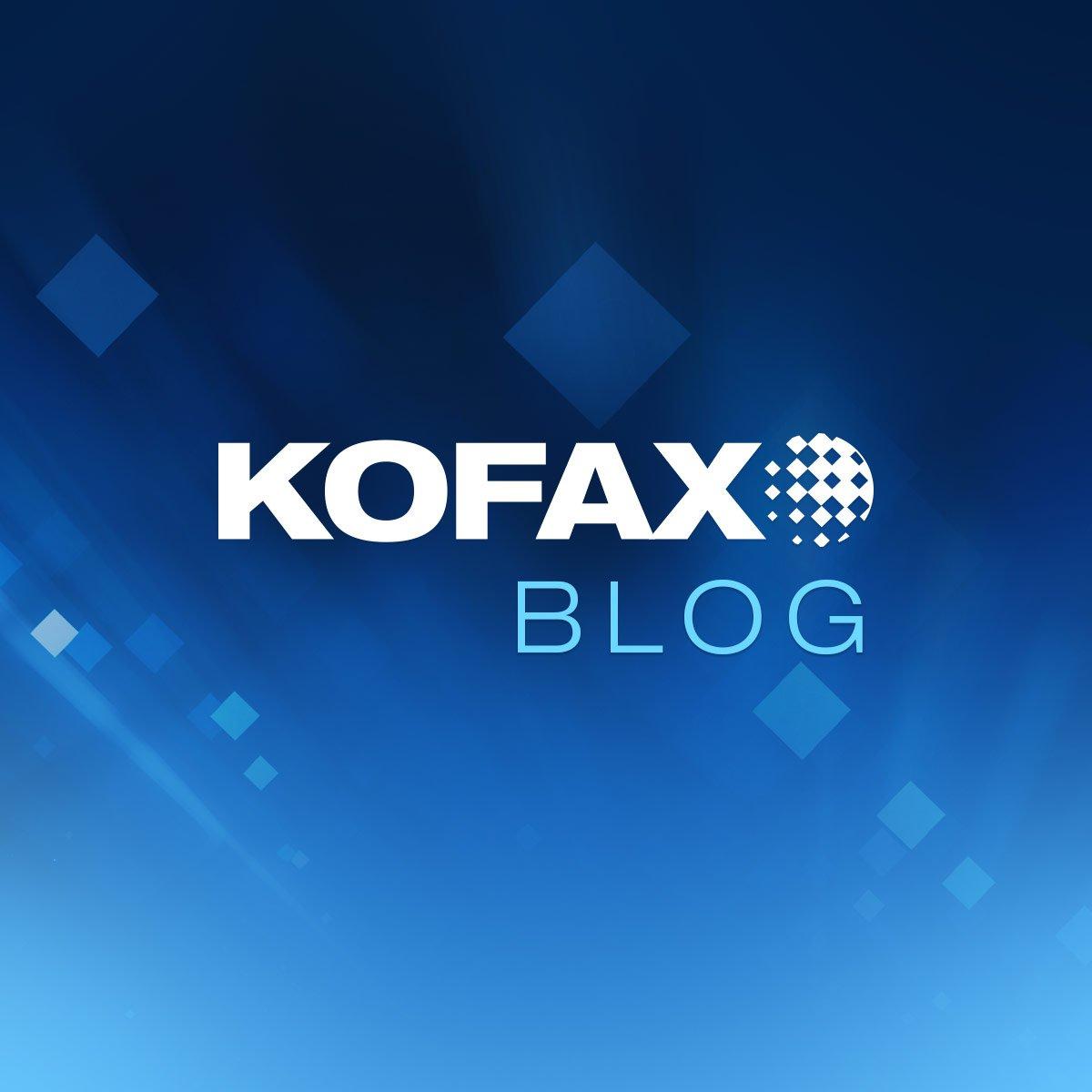 Kofax Inc Kofax Twitter