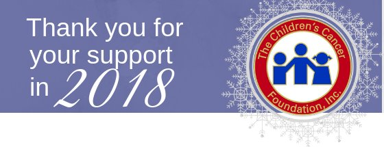 53c2a2e3ed7 CCF shares a few highlights of this incredibly heartwarming and encouraging  year! THANK YOU to