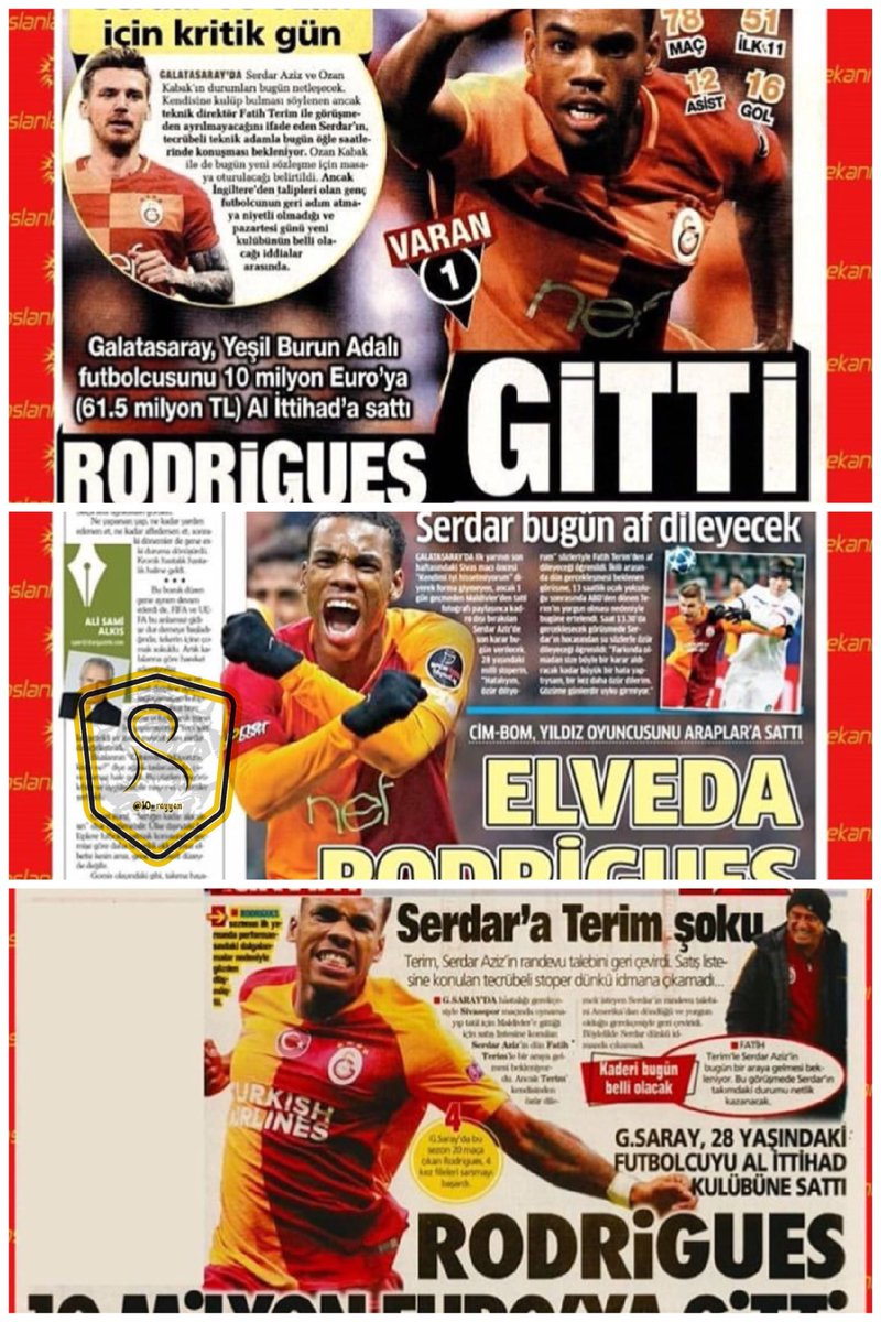 """📍الصحف """"التركية"""" تؤكد انتقال غاري رودريغيز الى الاتحاد بـ10 مليون يورو"""