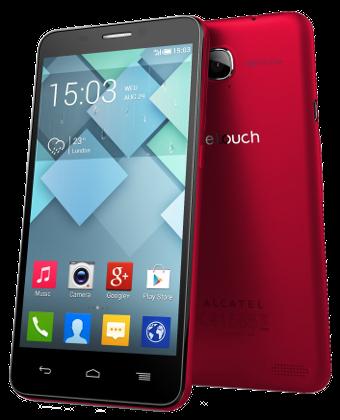 Alcatel One touch idol Mini 6012a manual