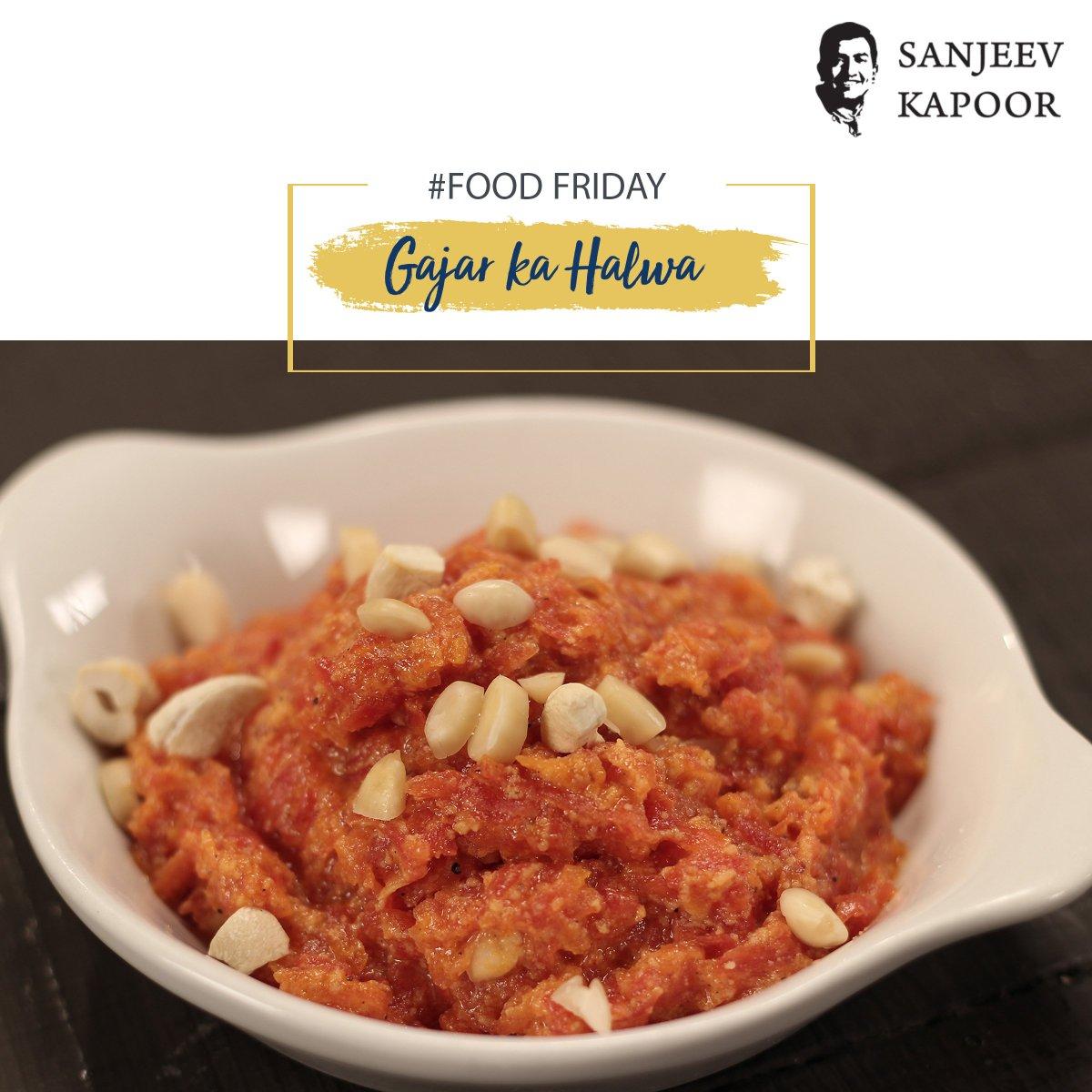 Kanchan Batra Kanchanbatra10 Twitter Though gajar ka halwa originated in the mughal kitchens, it has become a popular sweet dish in the state of punjab. twitter