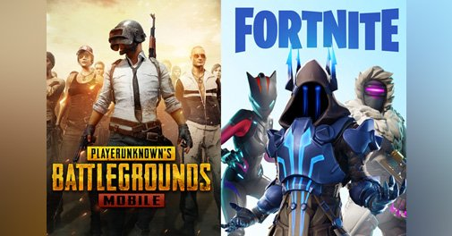 #PUBG vs. #Fortnite: 5 differences between two of the biggest battle royale games https://t.co/8dawPwHfXB