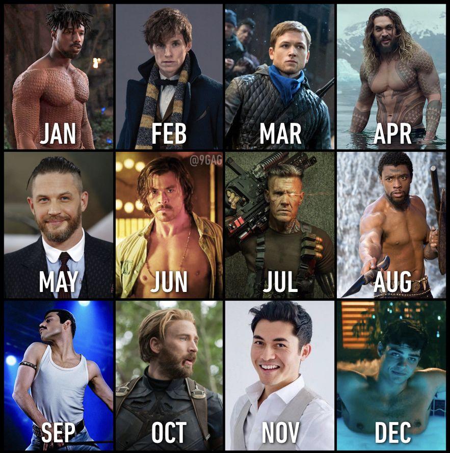 Your birthday month is your boyfriend https://t.co/FnhaLZszNN