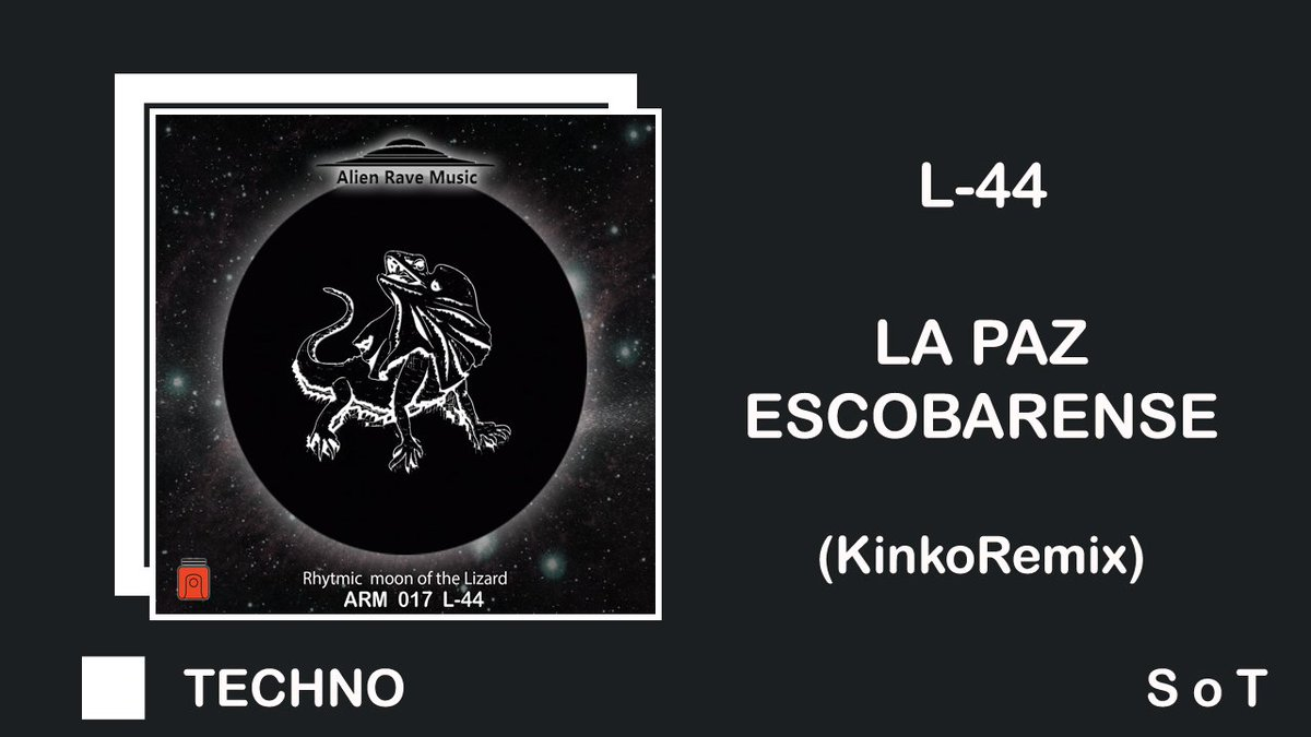 SoundsOfToma L-44 - La Paz Escobarense (Kinko Remix) [Techno