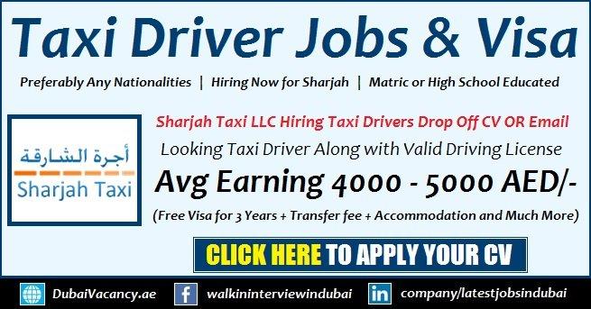 Dubaivacancy Ae On Twitter Taxi Driver Jobs In Dubai