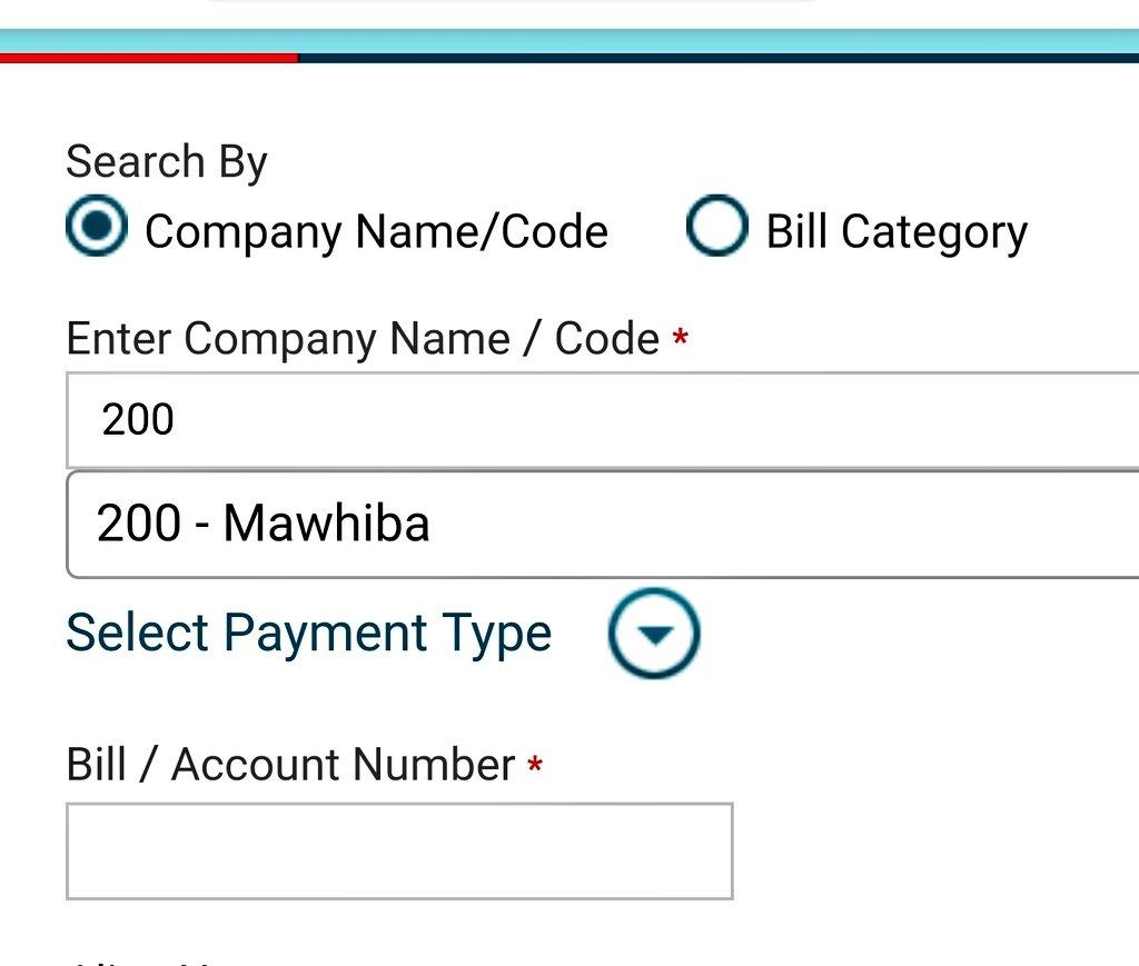 خدمة العملاء موهبة En Twitter مرحبا بك نعم الرقم المفوتر للسداد هو 200