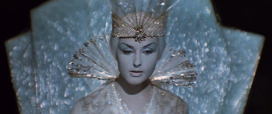 сказка снежная королева фото