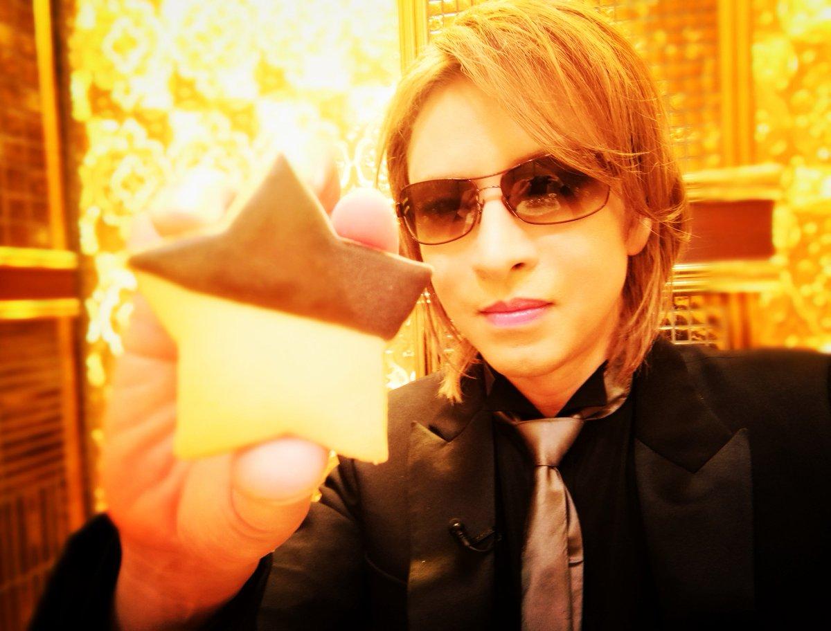 美味しかった。。 #ヒトデ系  #StarFish #芸能人格付けチェック #selfie  Entertainer rating check TV. #yoshiki #格付け https://t.co/spSc5Zmccl