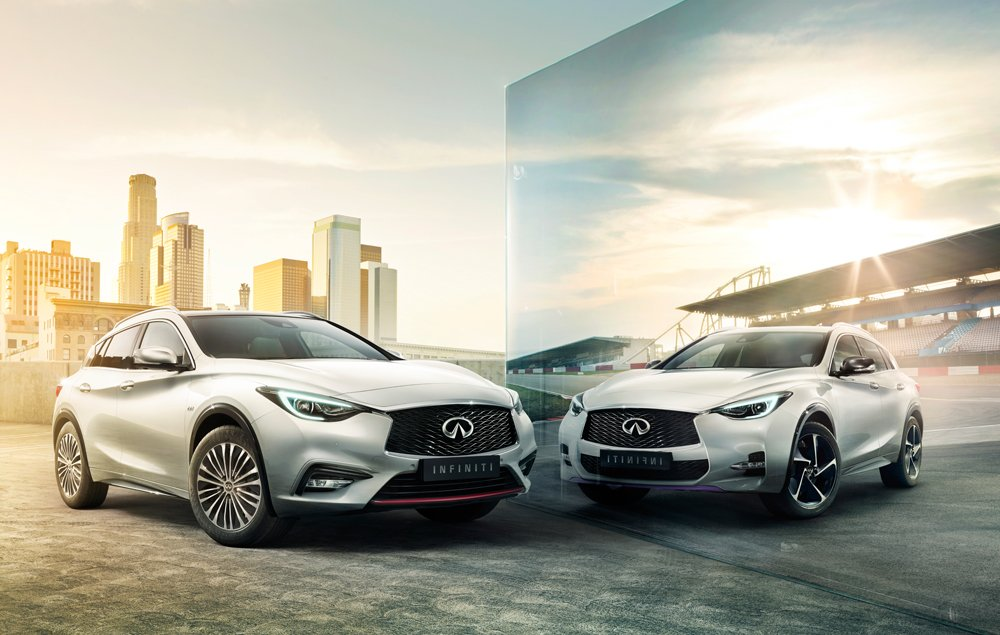 This time two years ago our image manipulation team were busy retouching shots from a 15 day Infiniti Q30 accessories shoot.  #TBT #throwbackthursday #contentcreators #wecreate #infiniti #nissan #studiophotography #retouch #carphotography