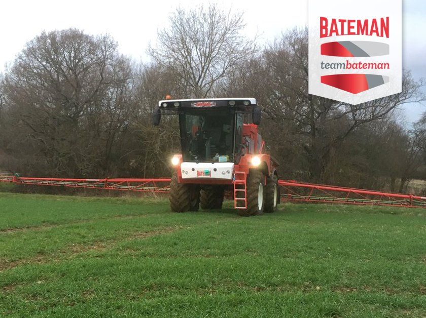 #TeamBateman operator Luke H getting an early start in the fields of Kent 👍 See our full range of crop sprayers at https://www.batemansprayers.com #CropProtection #Farming #Arable #Agriculture