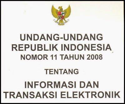 Image of Jeratan Mematikan 'Pasal Karet' Undang-Undang Informasi dan Transaksi Elektronik (UU ITE)