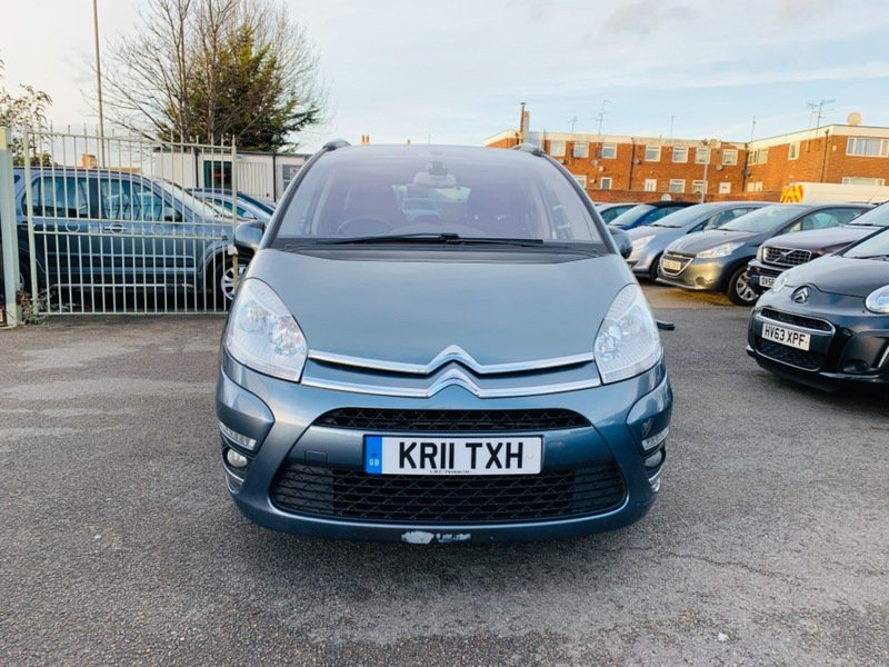 Citroen C4 grand picasso Manual gearbox problems