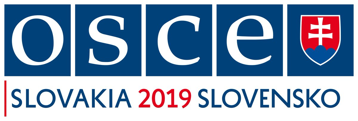Slovak OSCE Chairmanship 2019 on Twitter: