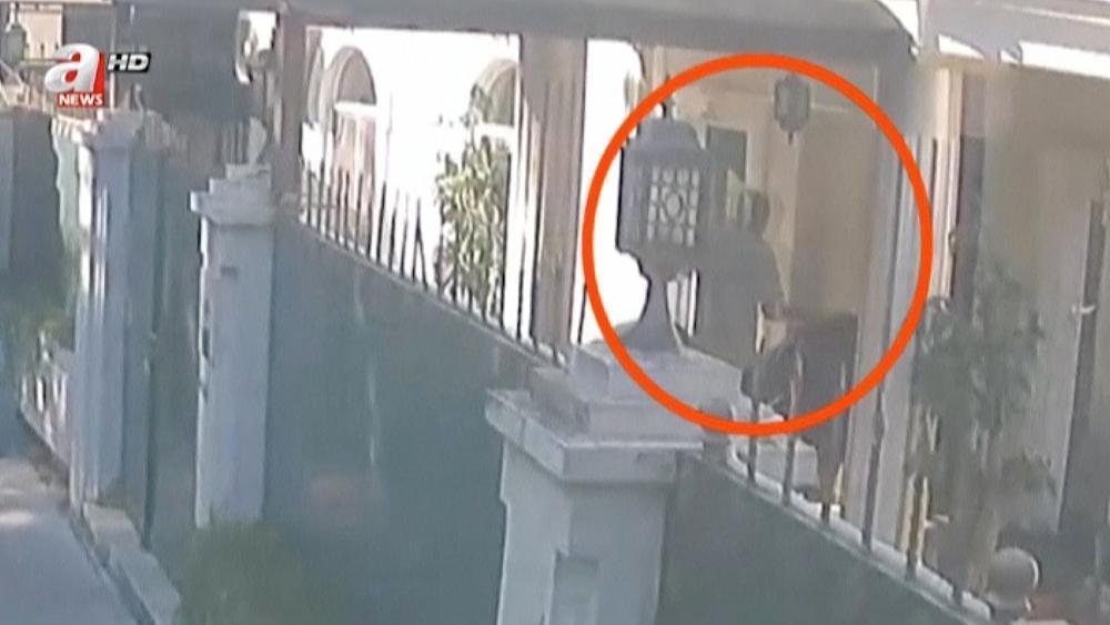 Neues Video aus Istanbul: Leiche von #Khashoggi wurde offenbar in Koffern transportiert https://t.co/WENNUv8wcB