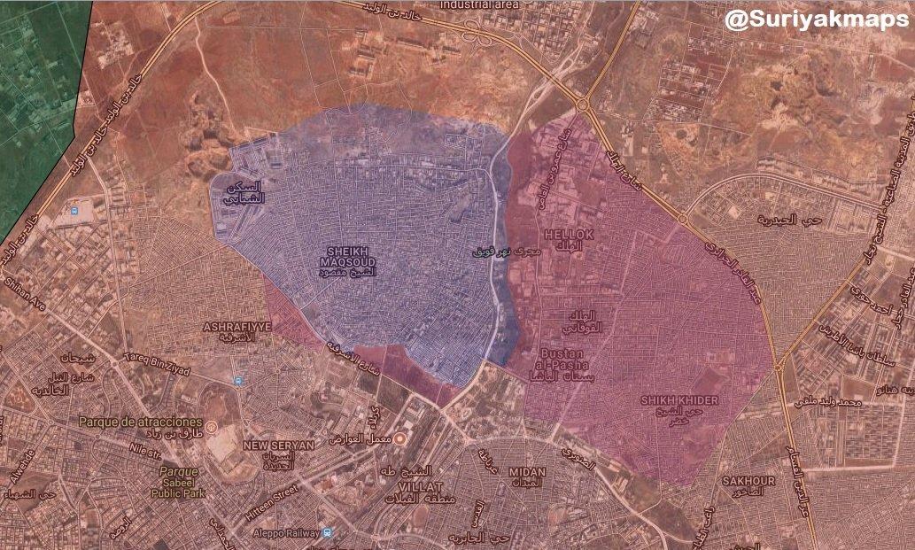 قوات سوريا الديمقراطيه ( قسد ) .......نظرة عسكريه .......ومستقبليه  - صفحة 5 Dv0dAm1W0AALR2V