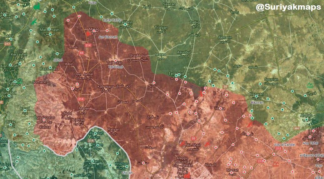 قوات سوريا الديمقراطيه ( قسد ) .......نظرة عسكريه .......ومستقبليه  - صفحة 5 Dv0ebQcXQAACN7i