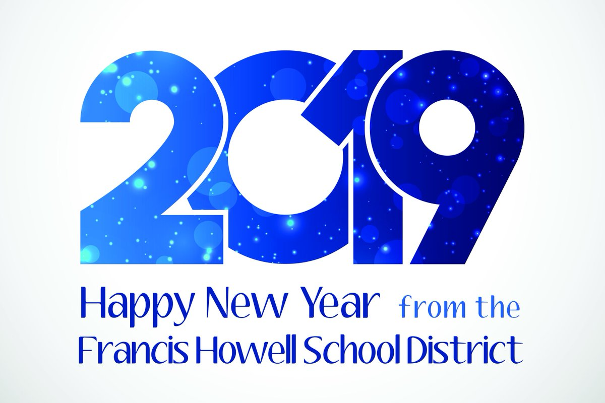Francishowell On Twitter Happy New Year Fhsd Wishes Everyone A