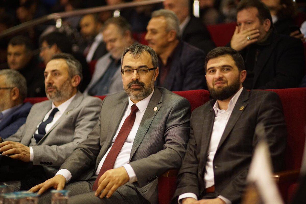 Mekke'nin Fethi programının hazırlanmasında emeği geçen başta Erbakan Vakfı Sultanbeyli İlçe Başkanımız Adem Yılmaz olmak üzere bütün ilçe yönetimimize ve bütün katılımcılara teşekkür ediyorum.