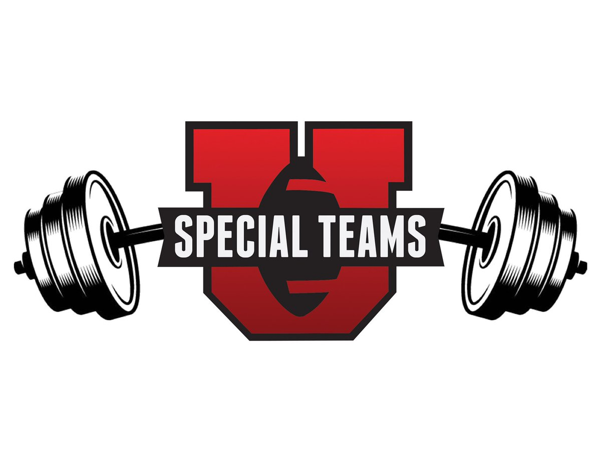 I'm very excited to be partnering with the man behind @l_rhodes50 workouts! Coach Jess Clark will be running Special Teams U Strength where he will be working with STU clients on their workouts, diets, mobility, and overall wellness! Visit Shop.Special-Teams-University.com to learn more!