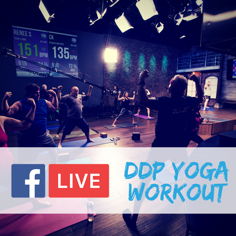 ddp yoga free stream