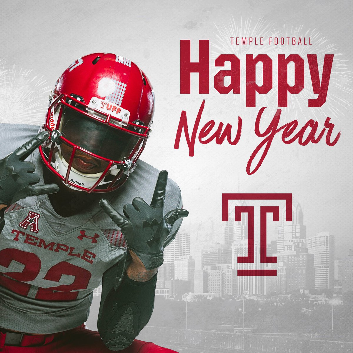 Temple Football On Twitter Happy New Year Owl Nation