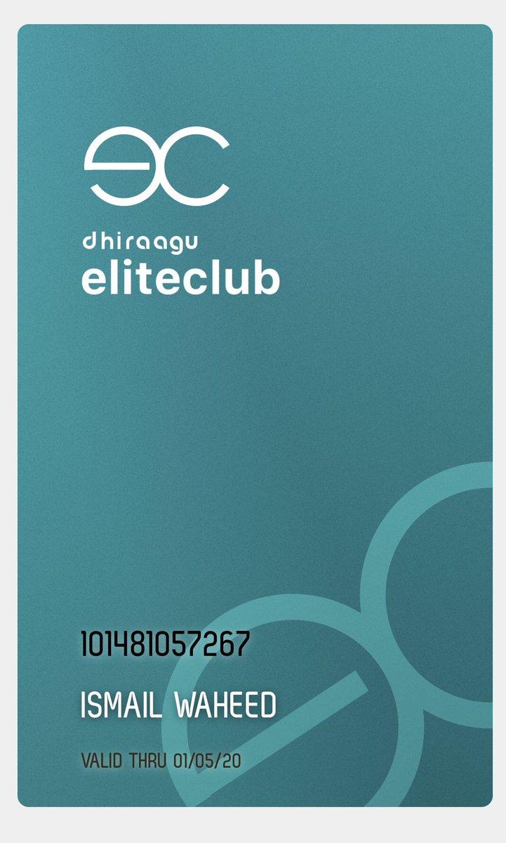 FYI @Dhiraagu im a eliteclub customer. But this is how you treat?