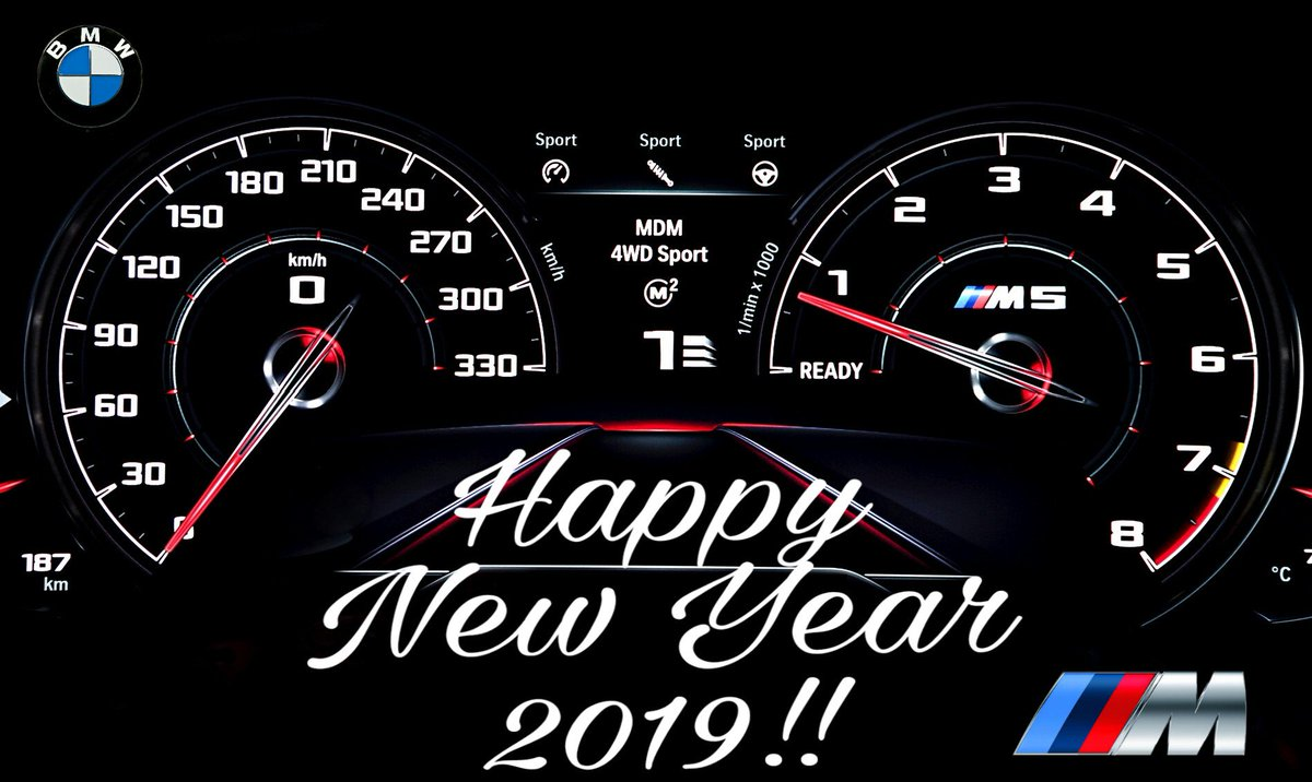Bmw M Power M Performance Alpina Bmw Individual On Twitter Happy New Year Bmwfans M Power