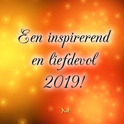 Veel geluk in 2019!