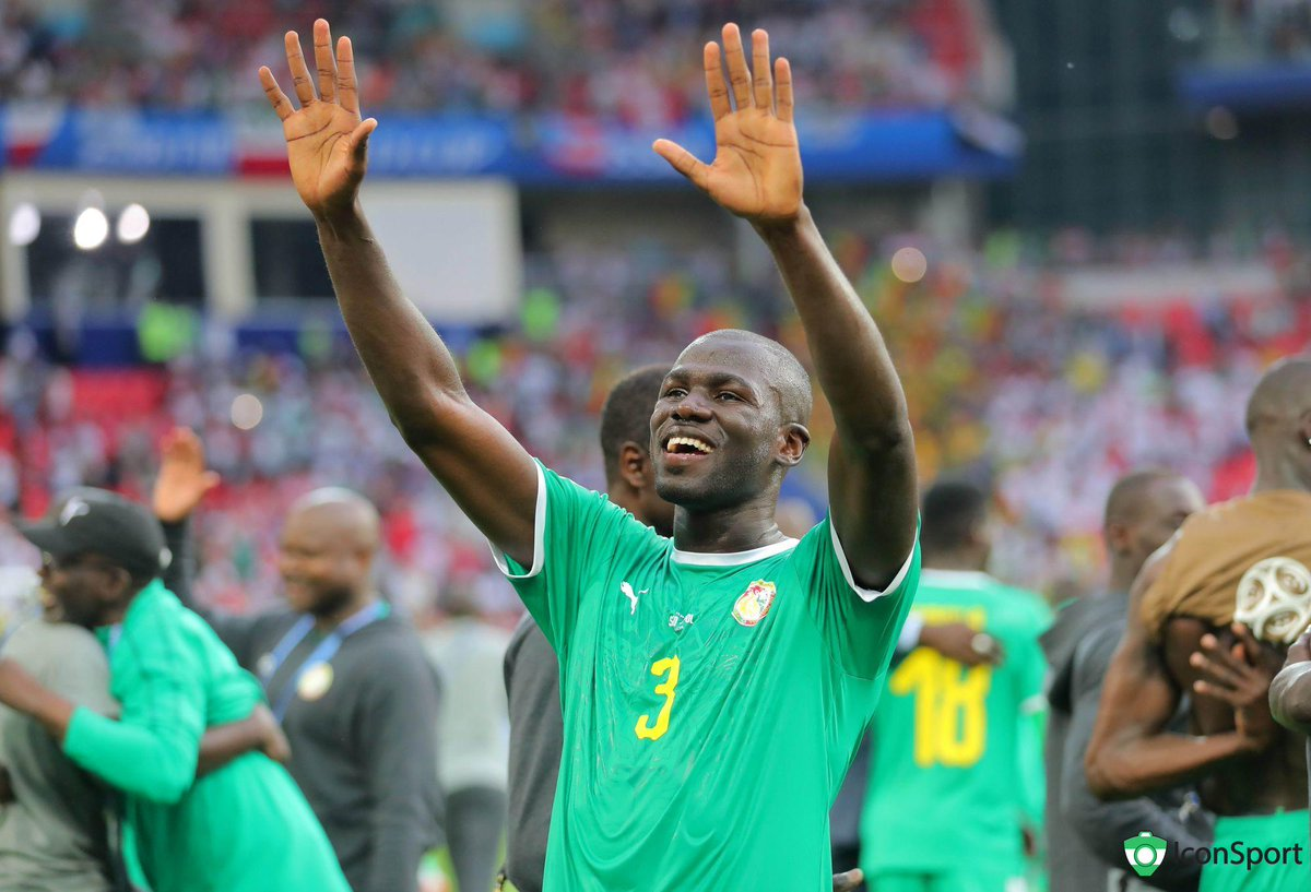 "Bonface Osano on Twitter: ""Kalidou Koulibaly was voted Senegal ..."