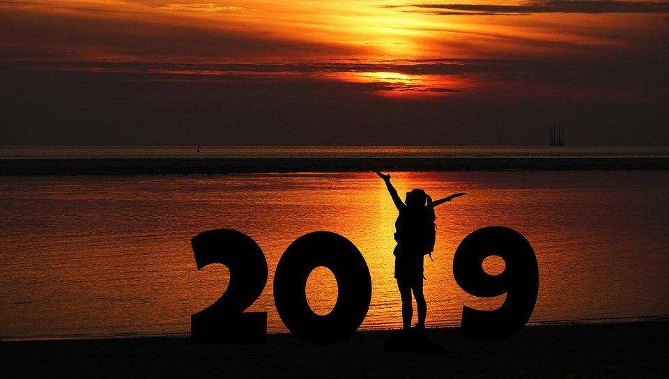 Time for a new start! #2019 https://t.co/OzgKv0UUWE