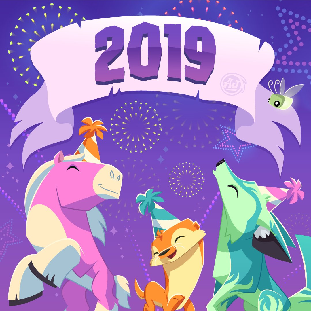 Image of: Membership Happy New Year To Our Amazing Animal Jam And Play Wild Community As We Dance Our Way Into 2019 What Are You Hoping The New Year To Bring To Jamaa Wikihow Animal Jam On Twitter