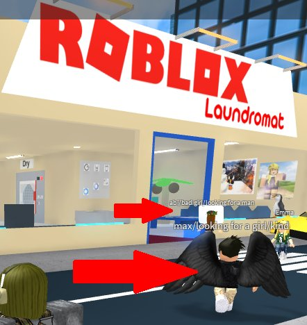 Roblox Laundromat