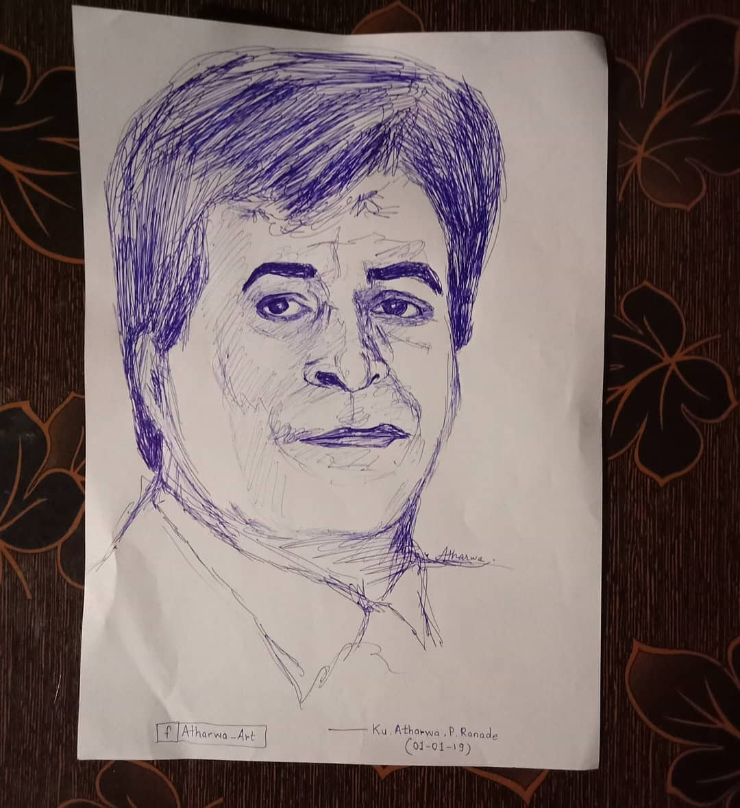 RIP Kader Khan Sir , Legendary Actor of Bollywood and a versatile personality.... Tribute ... A rapid 10 min.  sketch with pen #RIP #KaderKhan #legend #comedy #bollywood #actor #writer #films #movies #bollywoodactor #art #artwork #pendrawing #pensketch #sketches #tribute
