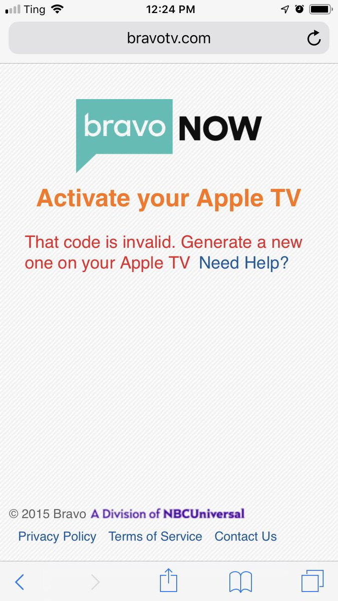 Bravo Activate Apple