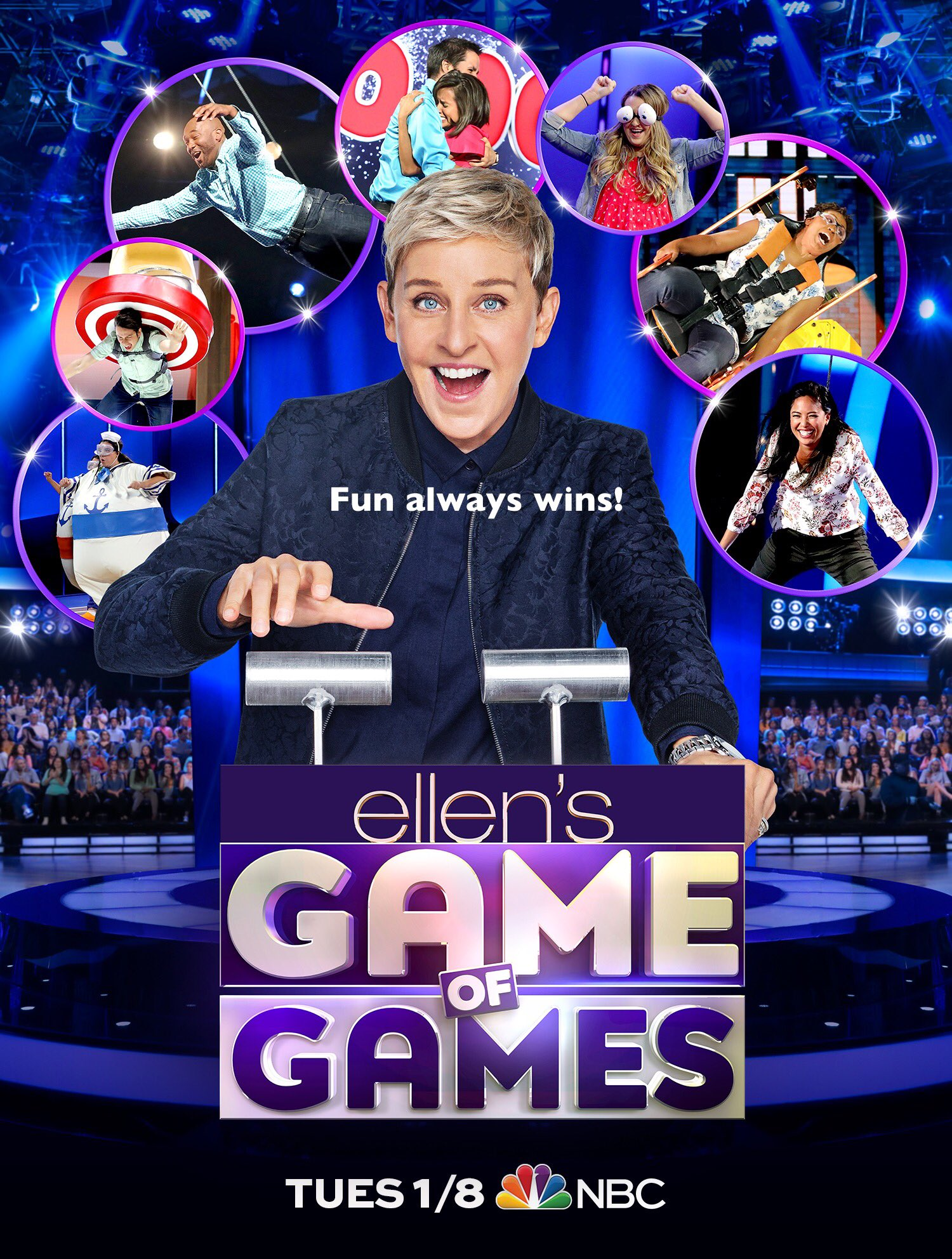 Who's ready to kick off 2019 right? #GameofGames is one week away! https://t.co/6rZOGahLIe