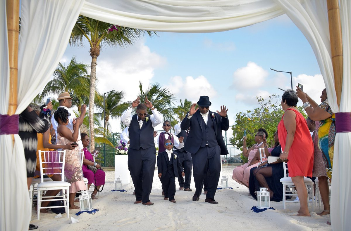 "Caribbean Catering Beach Weddings: Pureocean Restaurant On Twitter: ""Caribbean Beach Weddings"