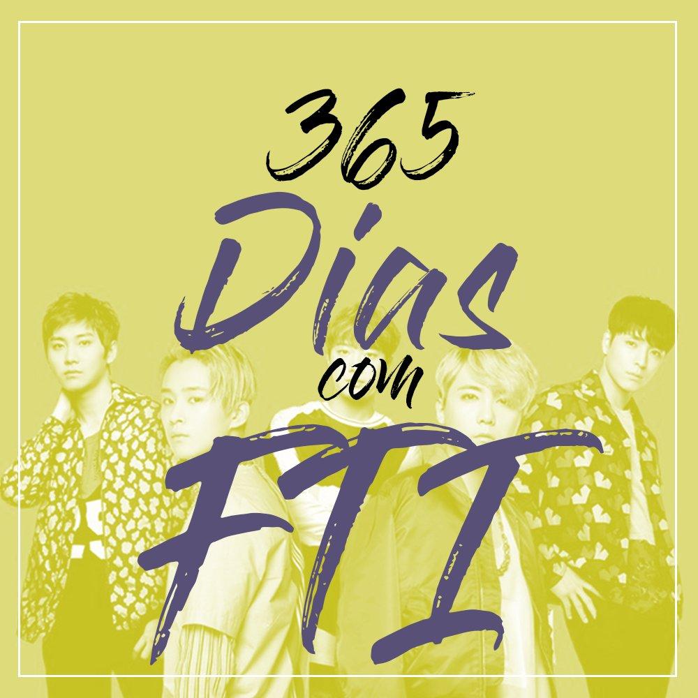 THREAD | 365 dias com FTI 🗓️ Todos os dias do seu ano marcados por uma música diferente da FTI <3 #365DiascomFTI