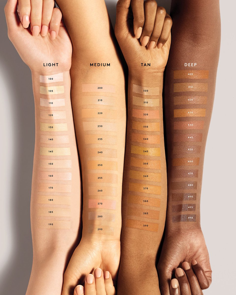 Fenty Beauty On Twitter Hi Yes 450 In Profiltrconcealer Is A Compliment To Shade 450 In Foundation So That S Where We Recommend You Start But Of Course You Can Always Goose Based