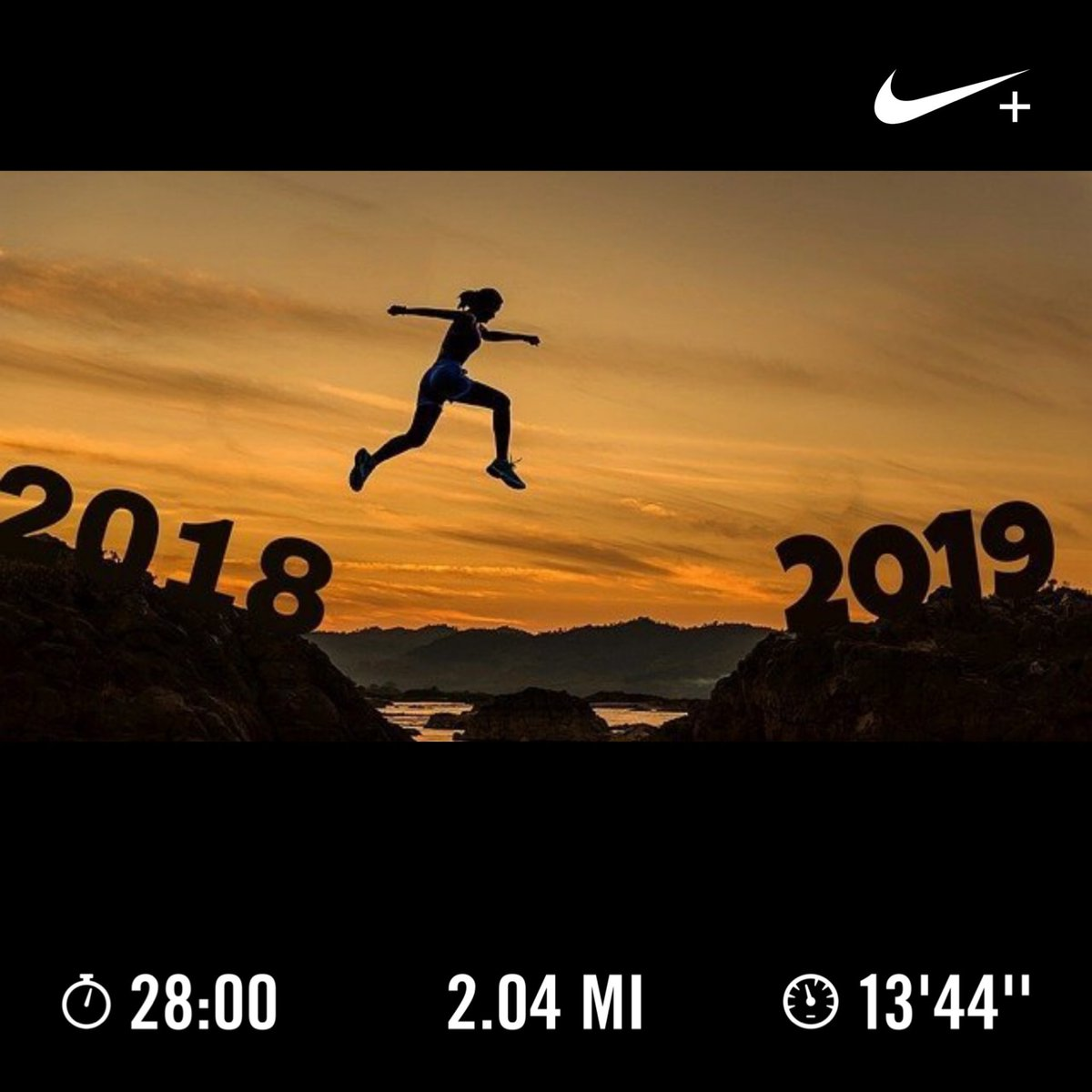 #Tuesday: First run of the Year! — Wifey pushed me to go to the gym and knock out some cardio. I'm dead tired. — #nikerunning #nikeplus #nikerunclub #nrc #cardio #running #instarunners #treadmillwarrior #fatdadgettingfit #healthydad #dadbod #happynewyear