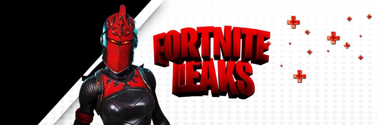 Fortnite Leaks Fortnite Leak Twitter