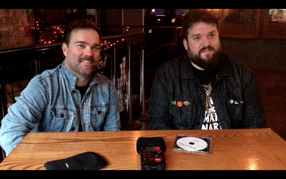 Check out this interview with @andregower and @hdilla! Thanks Carlos!