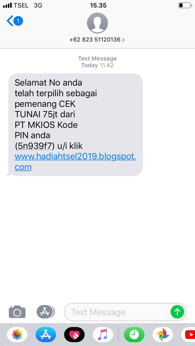 Telkomsel على تويتر Hai Mengenai Keluhan Sering Mendapatkan Sms