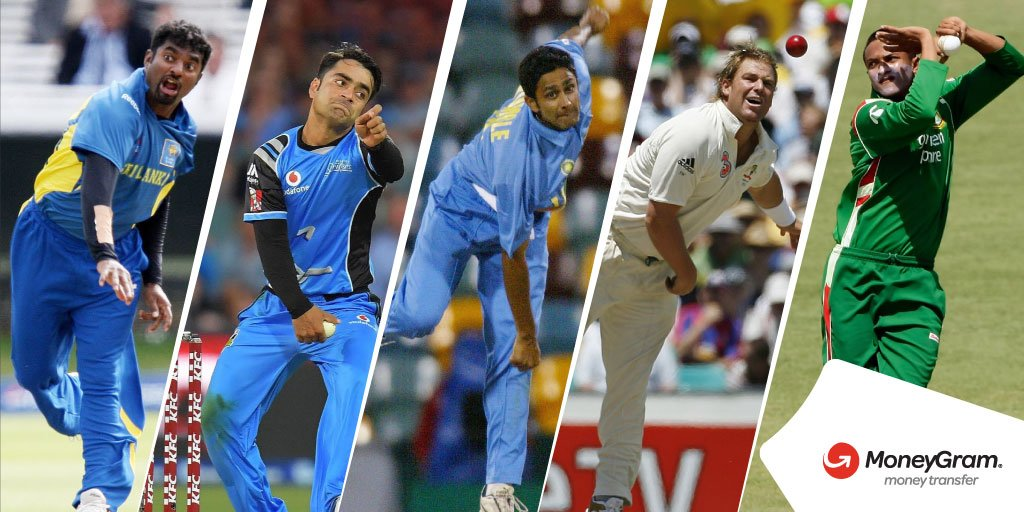 Situation- Who would you choose to be the main spin bowler of your team?