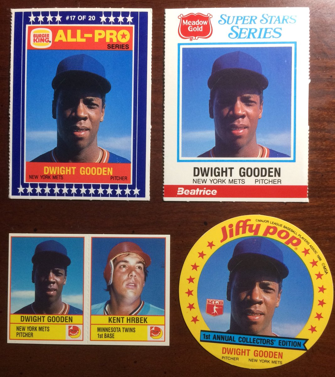 Dwight Gooden Collector On Twitter This Image Was Popular In 1986