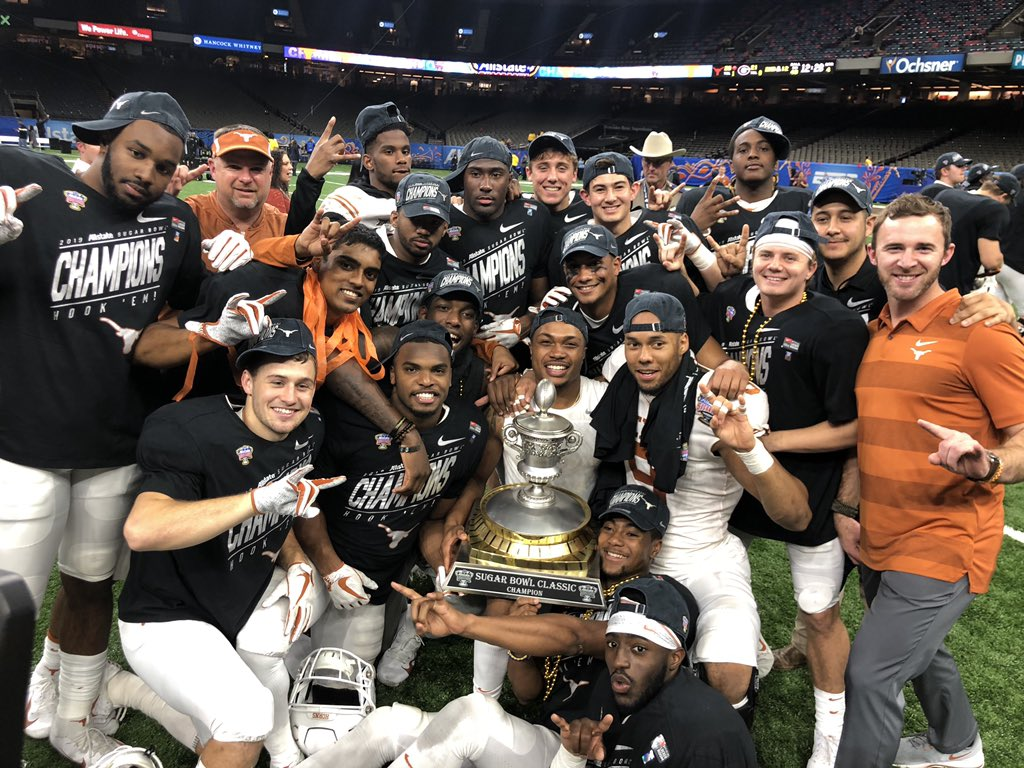 Sugar Bowl Champs !