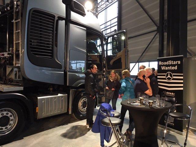 Mercedes Benz Trucks Mercedestrucknl Twitter