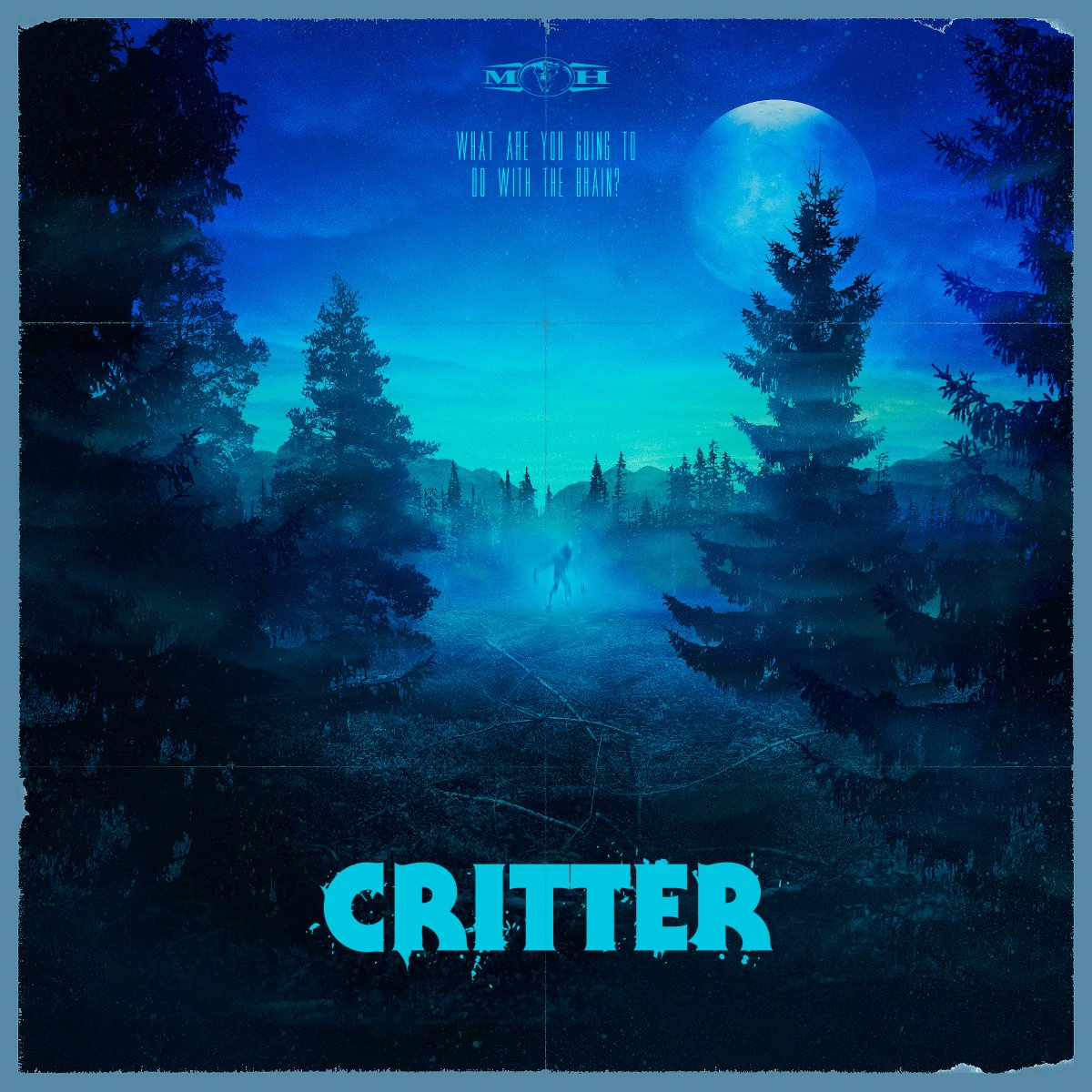 """CRITTER"" out now on all portals 😈 Check: moh.lnk.to/Critter https://t.co/tBvuV74aE4"