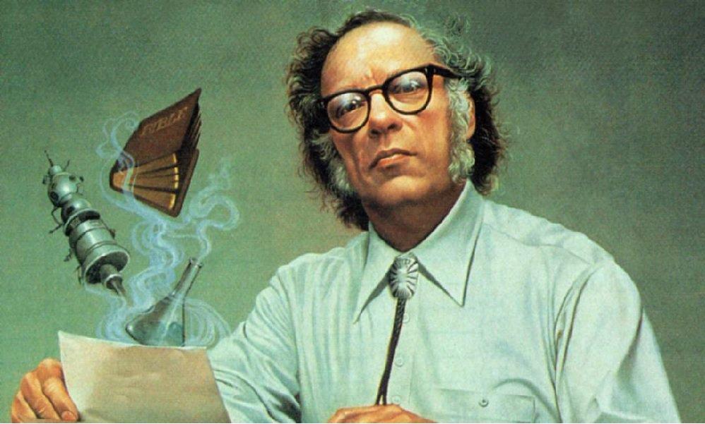 Tal día como hoy de 1920 nació el genial autor de ciencia ficción Isaac Asimov. 'La violencia es el último recurso del incompetente'